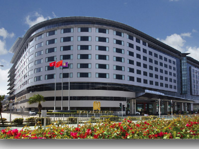 cosmopolitan international holdings hotel - Regal Airport Hotel